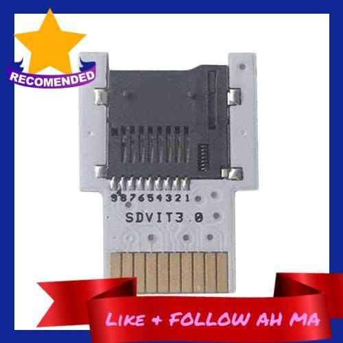 Best Selling SD2VITA PSVSD Micro SD Adapter Memory Transfer Card For PS Vita Henkaku 3.60 (White)
