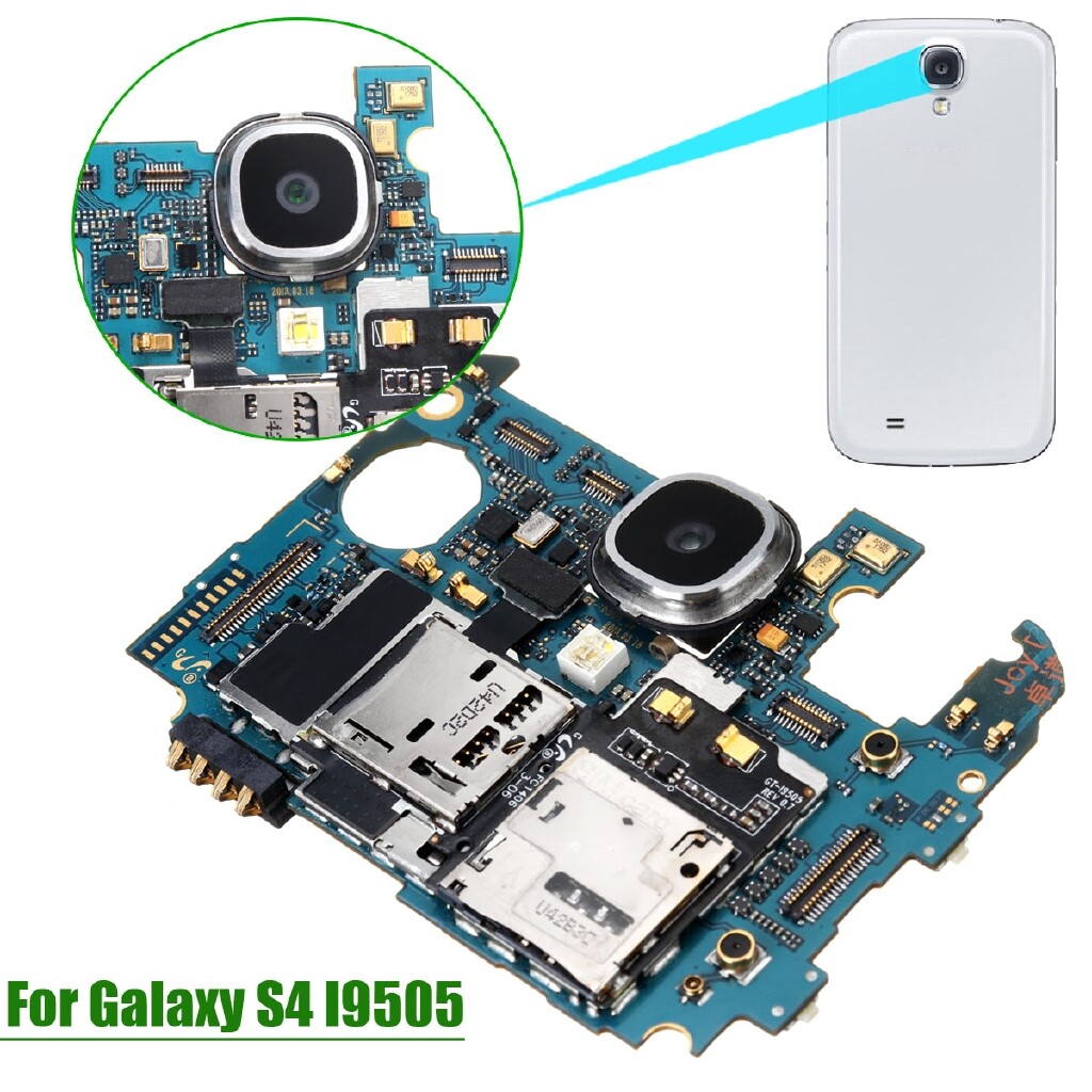 TV Boxes & Players - Main Motherboard Unlocked Logic Board Replacement For Samsung Galaxy S4 i9505 - Accessories