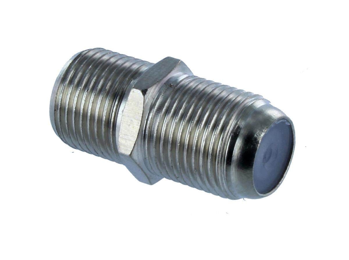 Connector Joint / F Jointer Cable RG6 Coaxial TV