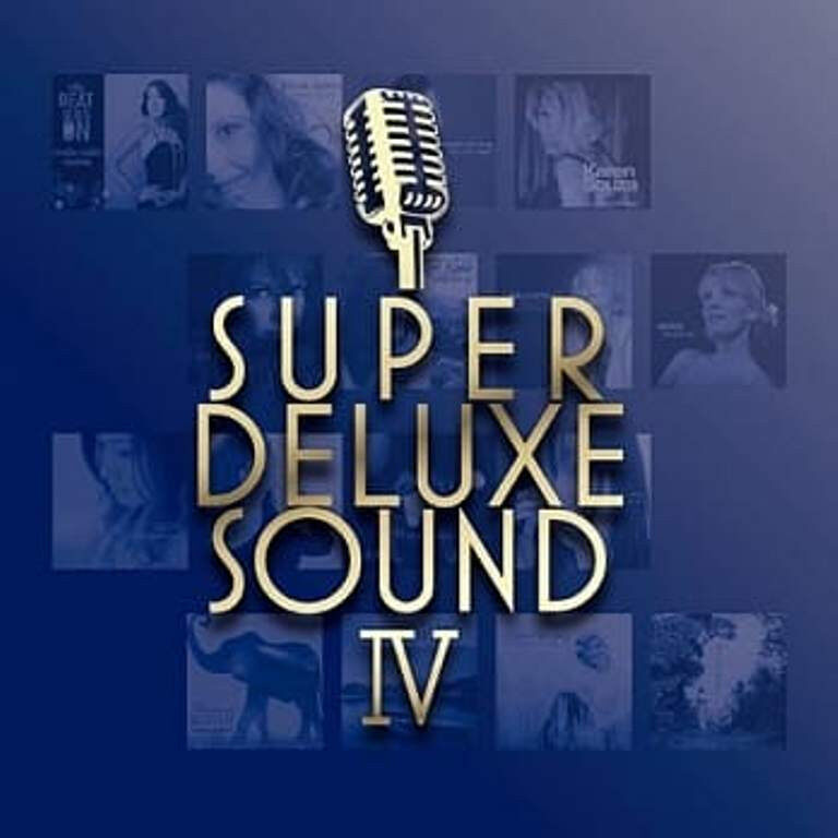 Super Deluxe Sound IV Imported CD Audiophile Jazz Music Original New And Sealed Halie Loren Sophie Milman Karen Souza Hilary Kol