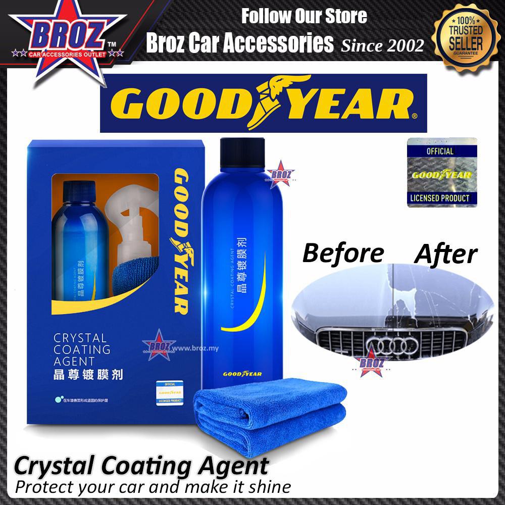 Goodyear GY-2988 Crystal Coating Agent 250ML