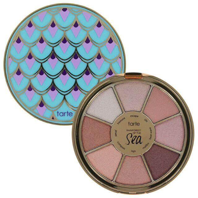 FREE GIFTTarte Rainforest Of The Sea Volume 3 Eyeshadow Palette