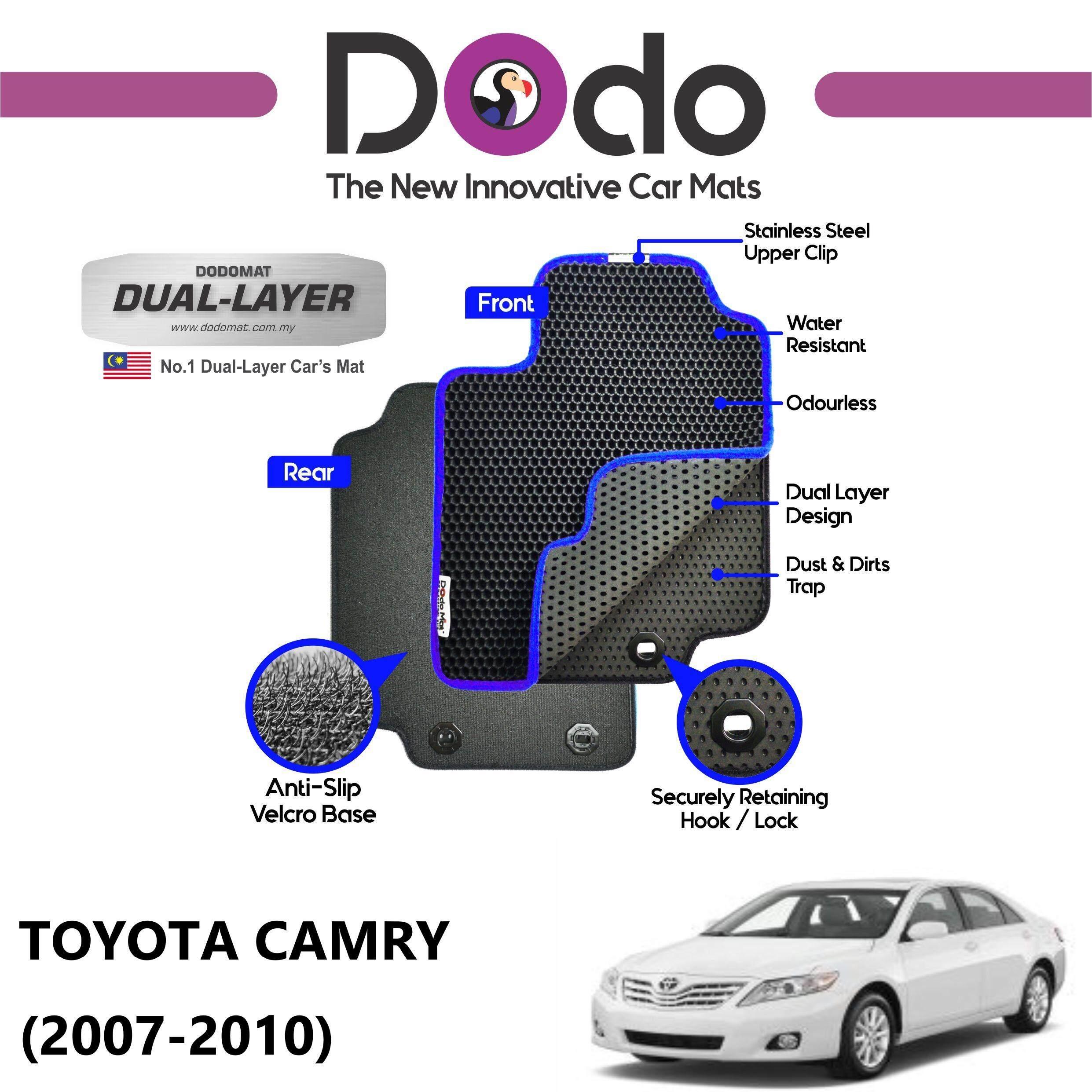 DODOMAT Car Mat TOYOTA CAMRY (2007-2010) BASIC