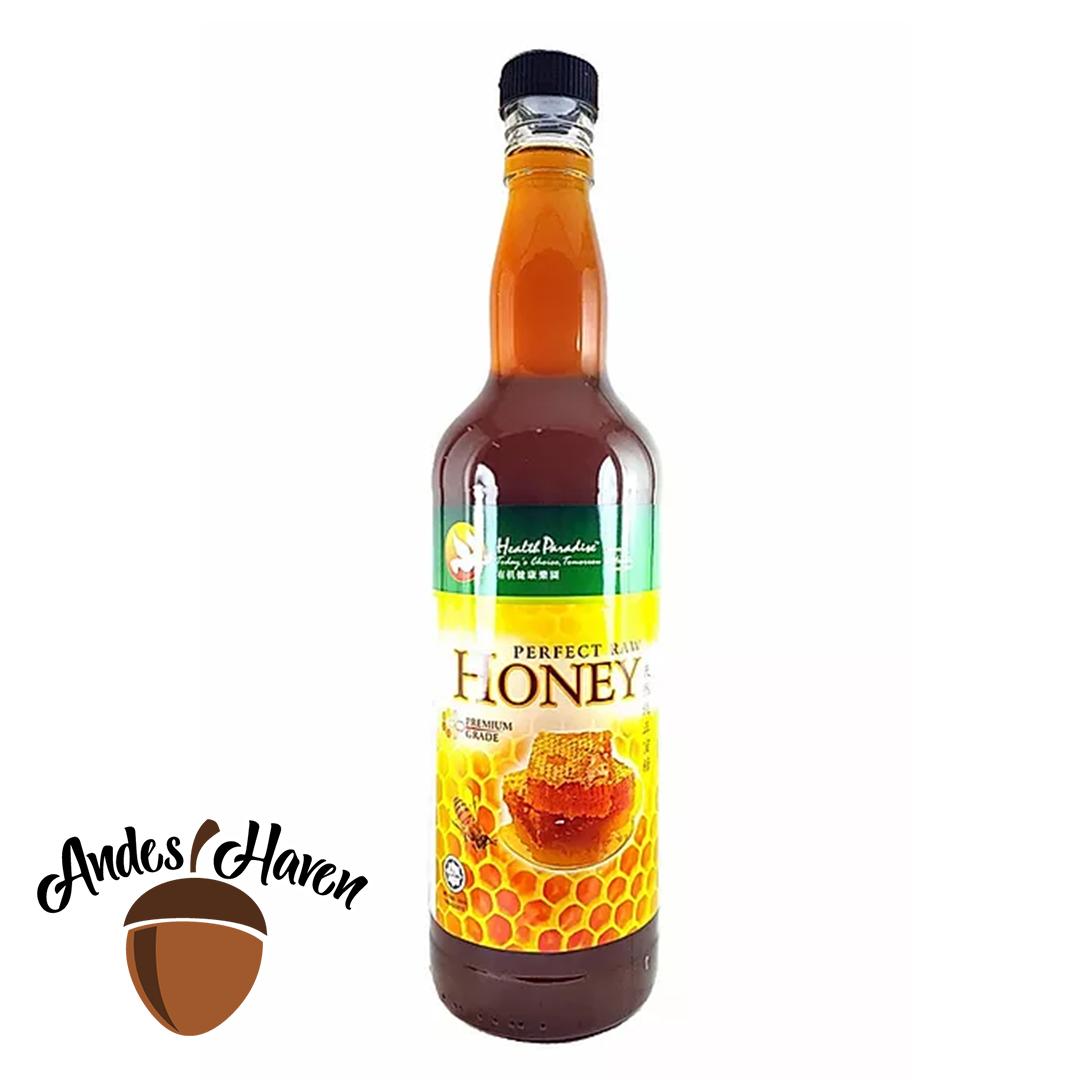 【Health Paradise】Perfect Raw Honey 天然纯正蜜糖 - 1kg