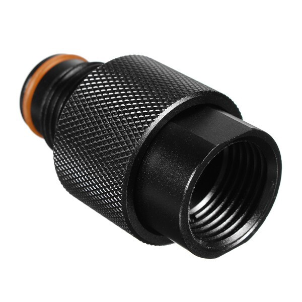 DIY Tools - Paintball Air Tank Regulator Adaptor Thread Saver Replacement - Home Improvement