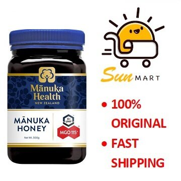 MANUKA HONEY MGO115+ (500G)
