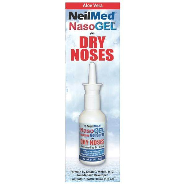 Neilmed Nasogel for Dry Nose 30ml