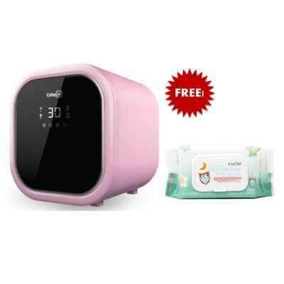 Coby UV Waterless Sterilizer V2 - Pink With Free Gift