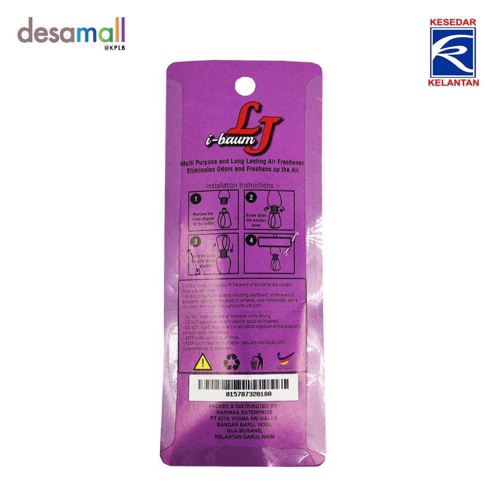 IBAUM LJ Air Freshener - Lavender (9ml)