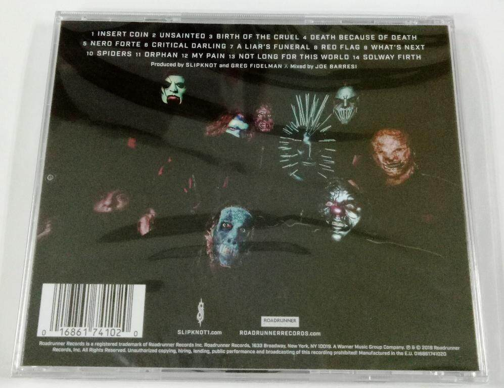 Slipknot - We Are Not Your Kind Imported CD