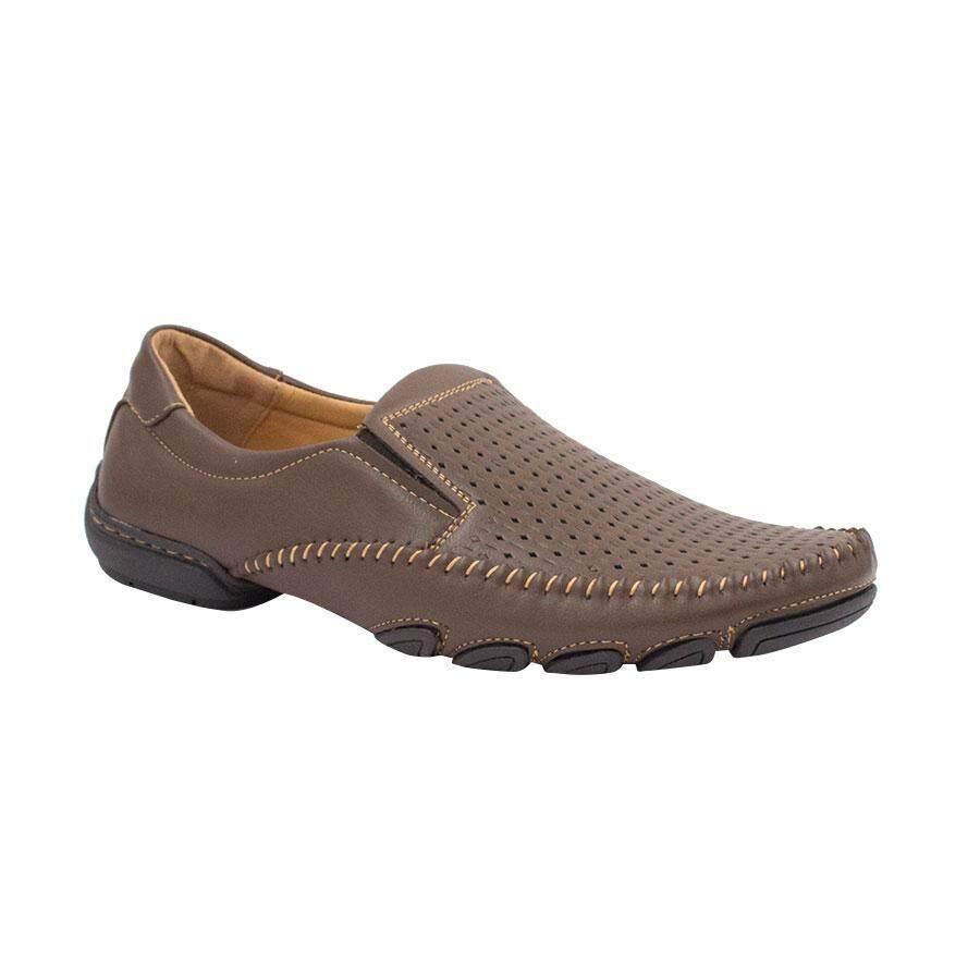 XES Men MCLJ486-1 Casual Sneakers (BrownCoffee)