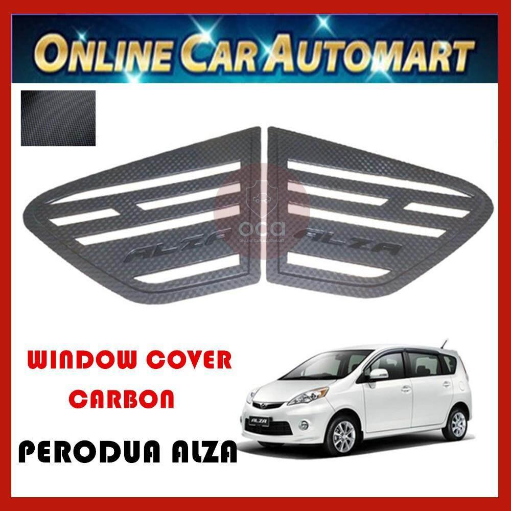 Rear Side Window Cover for Perodua Alza (2009 - Present)