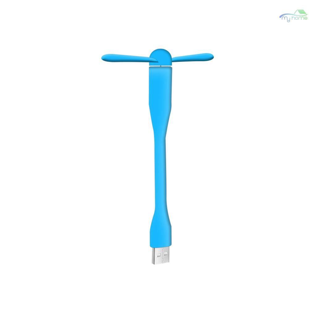 Lighting - PORTABLE Flexible MINI Cooling Fan Cooler Adjustable USB Fan for Laptop Desktop Power Bank - #