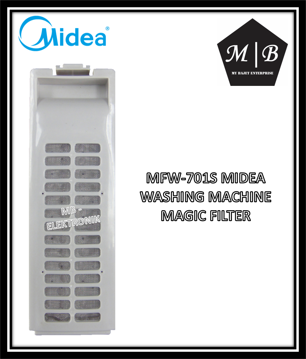 {1 PCS} MIDEA WASHING MACHINE MAGIC FILTER MFW-1300M MFW-1100M MFW-801S MFW-701S WMF-2250