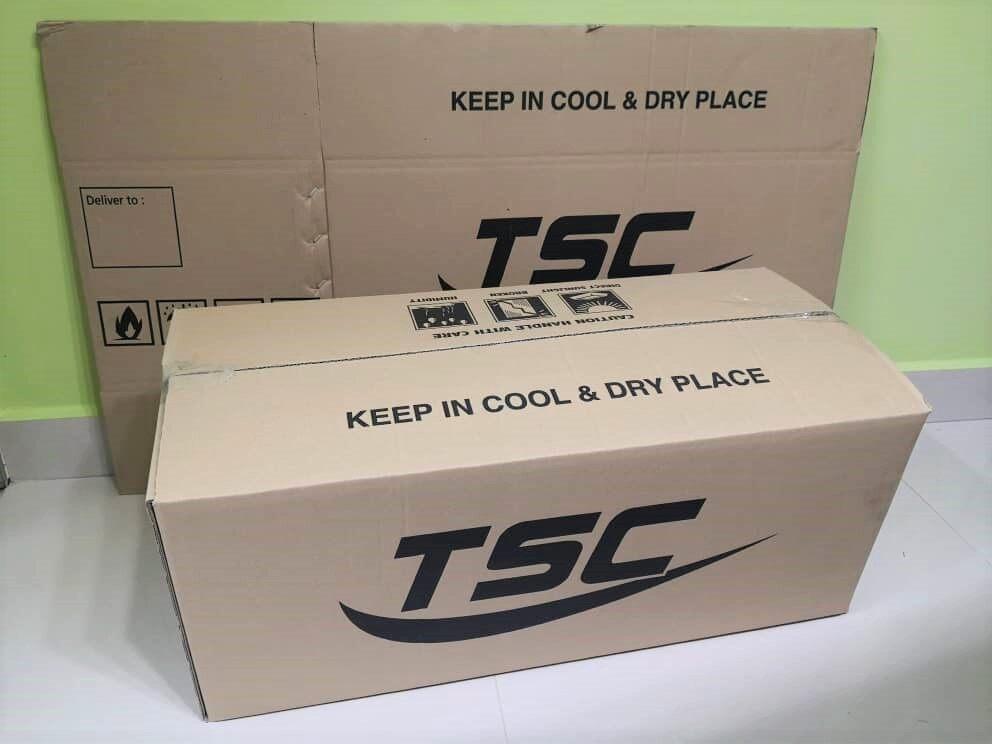 10pcs Printed Carton Boxes (L661 X W284 X H266mm)