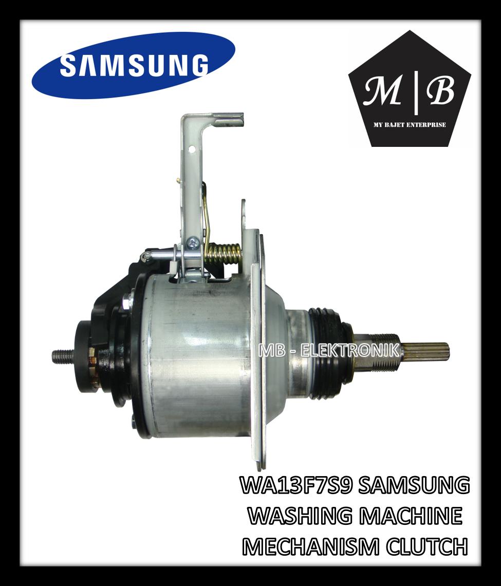 {ORIGINAL} SAMSUNG WASHING MACHINE MECHANISM CLUTCH / GEAR BOX WA13F7S9 WA13F7S7 WA11F5S9