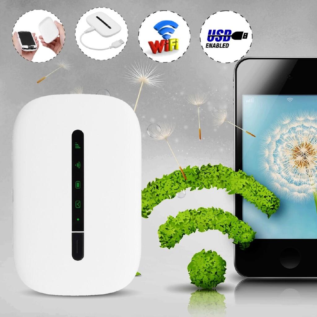 Gadgets - UNLOCKED WIRELESS Dongle E5330 3G Router Mobile WiFi Hotspot Broadband - Cool