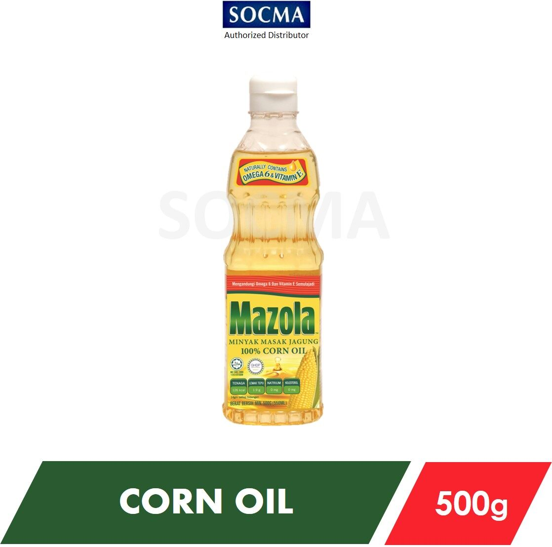 Mazola Corn Oil 500g [1]