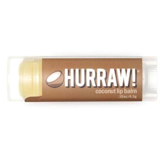 HURRAW COCONUT LIP BALM 4.8G