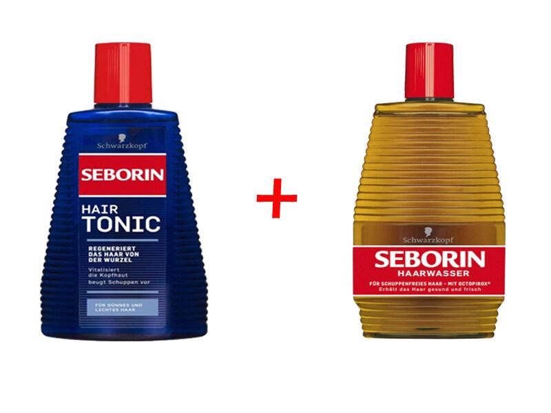 Schwarzkopf Seborin Hair tonic 300ml +Seborin Hair Tonic 400ml