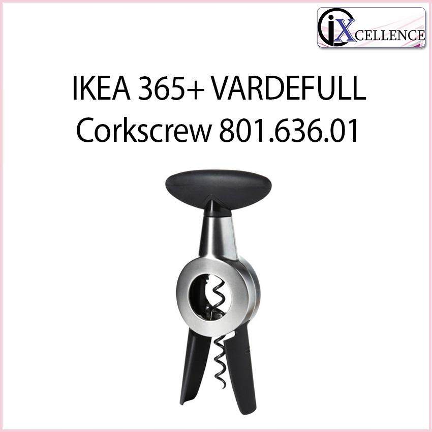 [IX] VARDEFULL 365+ Corkscrew 801.636.01 (Black)