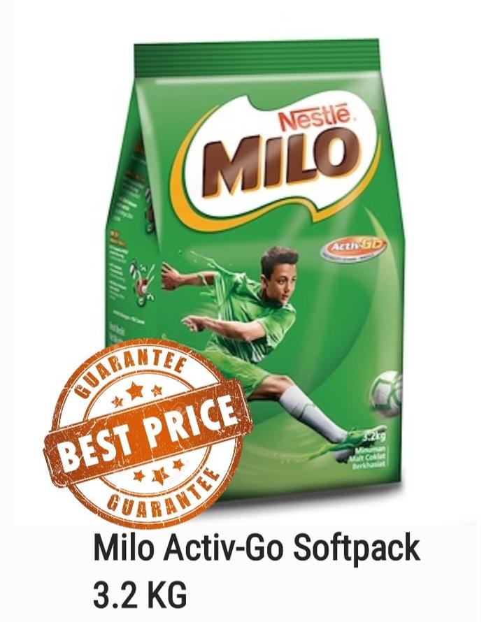 NESTLE MILO ACTIV-GO 3.2kg