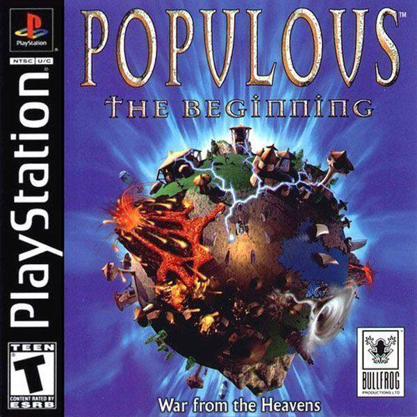 PS1 Populous: The Beginning