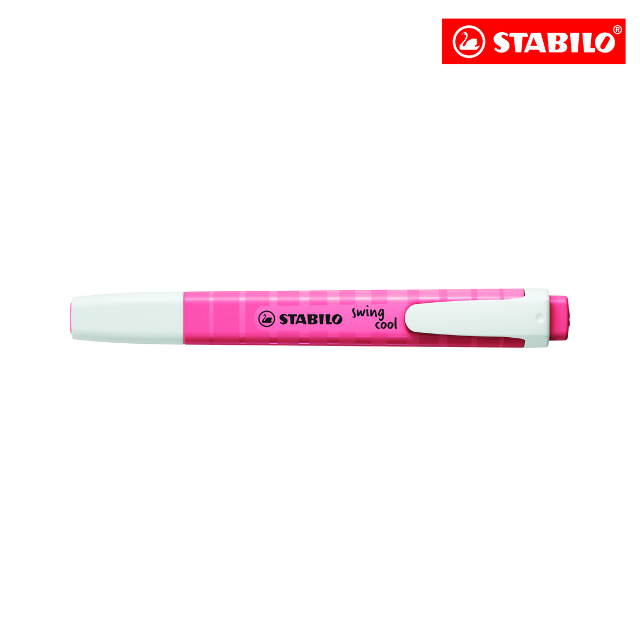 STABILO® swing® cool Pastel Highlighter Pen and Text Marker