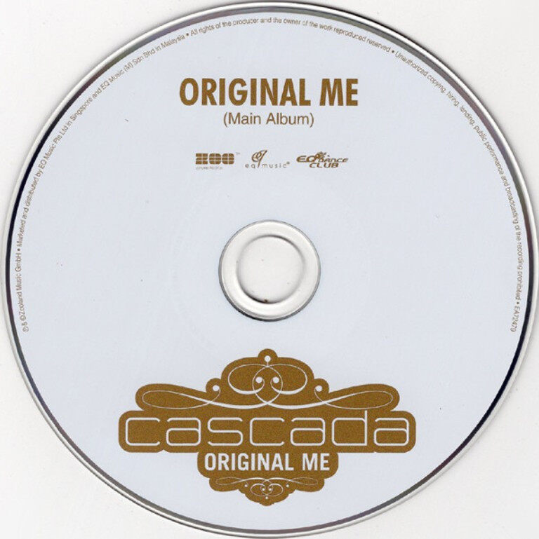 Cascada Original Me + Greatest Hits Extended Versions Special Edition 2CD Europe's No.1 Female Pop Dance Superstar