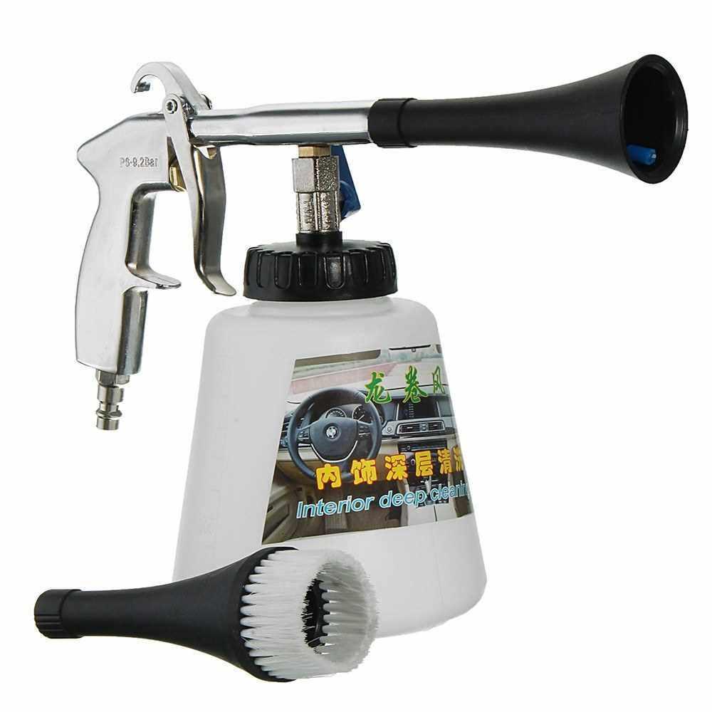 Multifunctional High Pressure Air Opearted Car Washer Eqiupment Tornado Interior Deep Cleaning Gun (01)