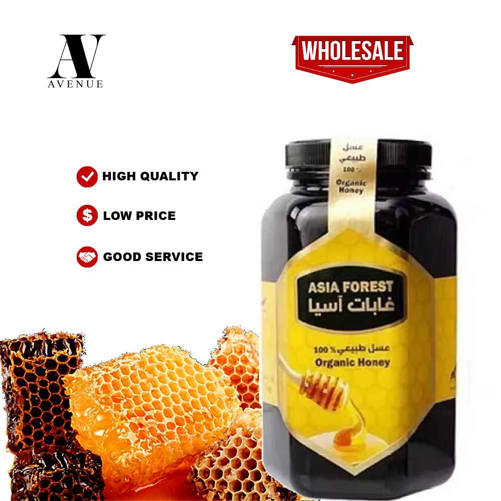 Asia Forest 100% Natural Honey 250g
