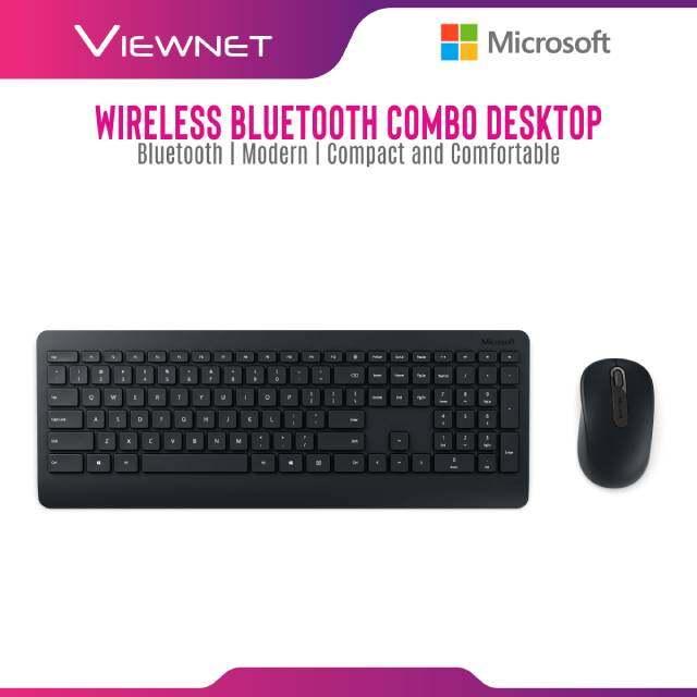 Microsoft Wireless Bluetooth Combo Desktop (QHG-00017)