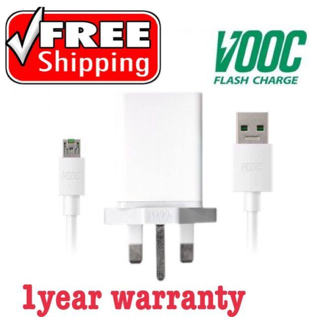 VOOC OPPO FAST CHARGING QUICK CHARGE MICRO USB