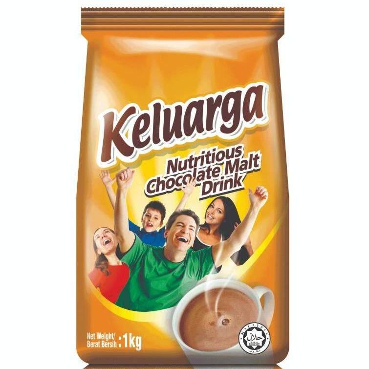 Cap Keluarga Chocolate Malt 1kg