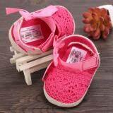 ... 2017 New Top Fashion Sepatu Bayi Fashion Baby Girls Infant Soft Sole Hollow Prewalker Shoe Sweet ...
