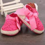 ... 2017 New Top Fashion Sepatu Bayi Fashion Baby Girls Infant Soft Sole Hollow Prewalker Shoe Sweet