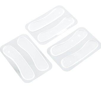 3 Pairs Silicone Heel Cushion Grip Back Shoe Insole Pad Foot Care Protector (Intl)