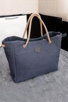 Bag and Travel Women Casual Canvas Tote Purse Messenger Travel Shopping Shoulder Handbag Bag