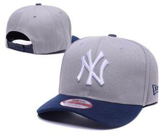 Harga Baseball MLB Sports Fashion Snapback Women's Men's Hats New YorkYankees Caps Girls Bboy Boys Grey