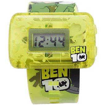 Ben10 LCD Watch Light Green