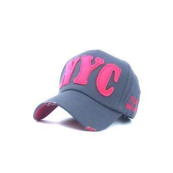 Bone Sport Baseball Cap NYC sun visor Hat Cap South Korea summer sun hat  Lovers CapGolf f779b1703266