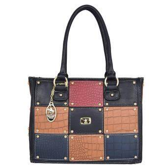Harga British Polo Hot Sale Classic Eliza handbag Black