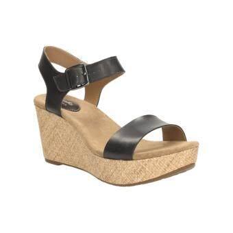 c6734591d6e3 Cek Harga Clarks Raffe Sun Mens Sandals Brown Leather Harga Terbaru ...