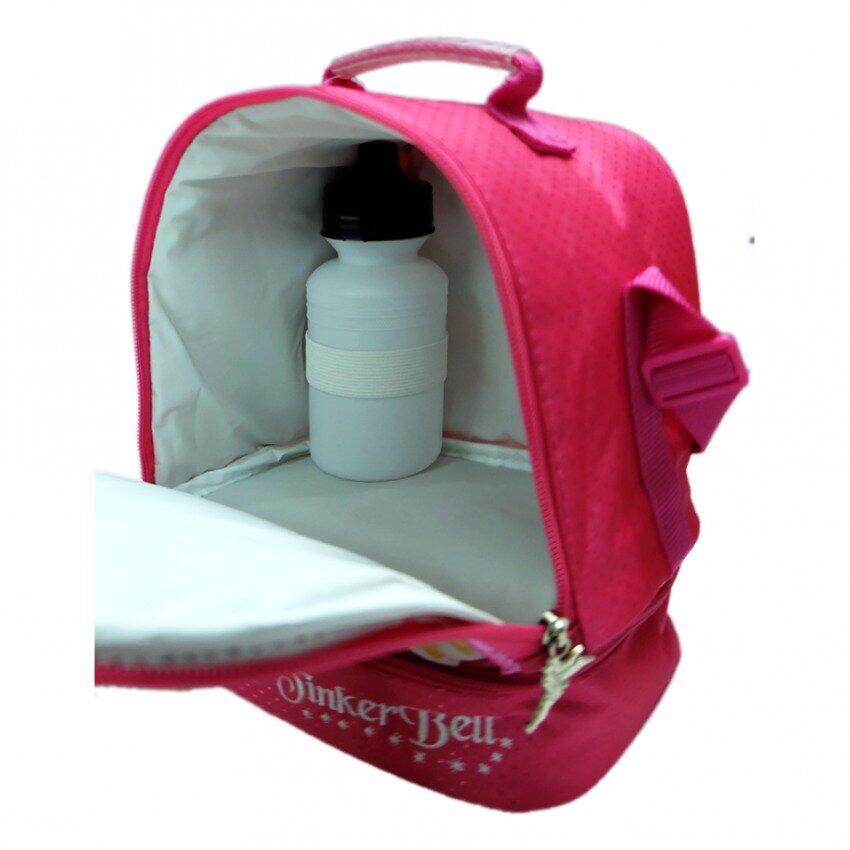 Disney Fairies DFL1432 Tinker Bell Lunch Bag Pink