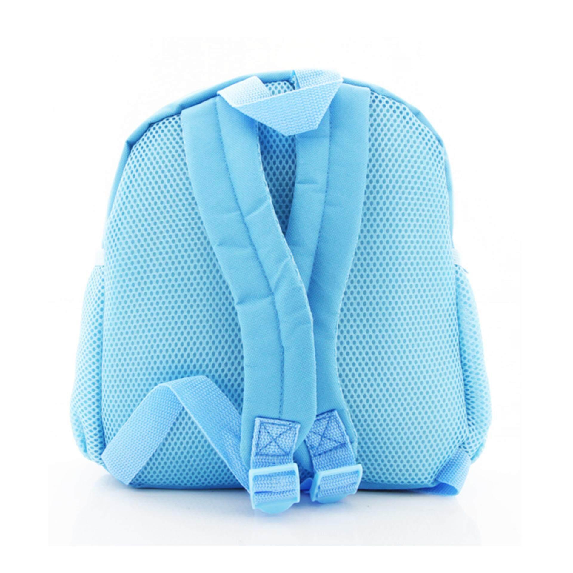 Disney Tsum Tsum Backpack School Bag 12 Inches - Stitch & Donald