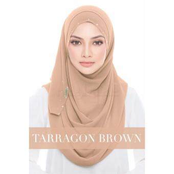 Harga EVA INSPIRED BY NH - TARRAGON BROWN