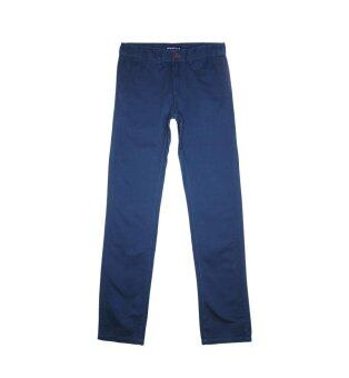 F.O.S NAVY & NAVY MEN'S BASIC NAVY CHINO PANTS