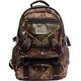Haitop HB1301-C Military Printed Outdoor Backpack (Brown)
