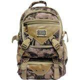 Haitop HB1301-E Military Printed Outdoor Backpack (Beige)