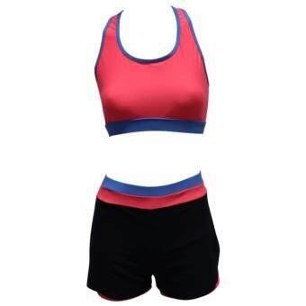 Harga Lady 2pcs Swim Suit